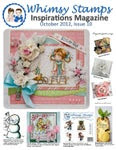 Free Whimsy Stamps Inspiration Magazine!