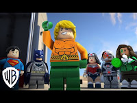Streaming Lego DC Comics Super Heroes: Aquamen Sub Indo 2018