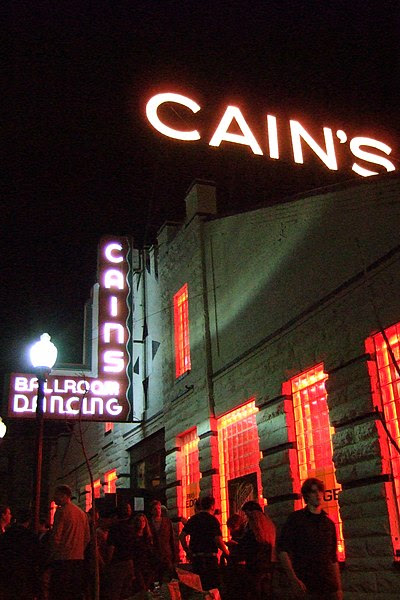 File:Cains Ballroom Tulsa Night.jpg