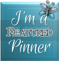 I'm a Featured Pinner