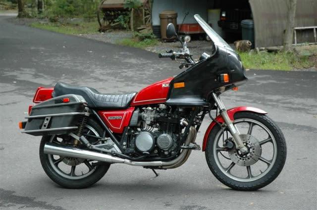 Kawasaki KZ900-1000
