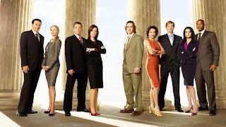 The Cast of Raising the Bar