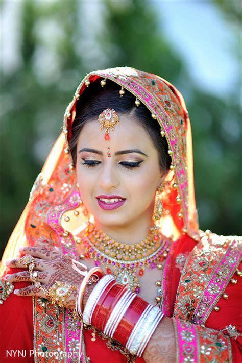 Bridal Fashions in Hamilton, NJ Indian Wedding by NYNJ