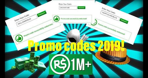 Roblox Promo Code For Free Robux 2020 لم يسبق له مثيل الصور