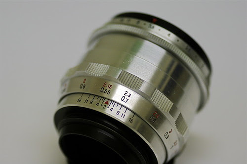 Carl Zeiss Jena Biotar 58mm f/2.0 (M42)