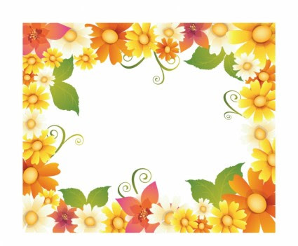 Flower Frame Free Vectors Ui Download