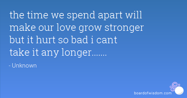 Quotes About Love Growing Stronger 20 Quotes