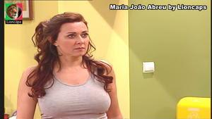 Maria João Abreu super sensual na serie A casa é minha