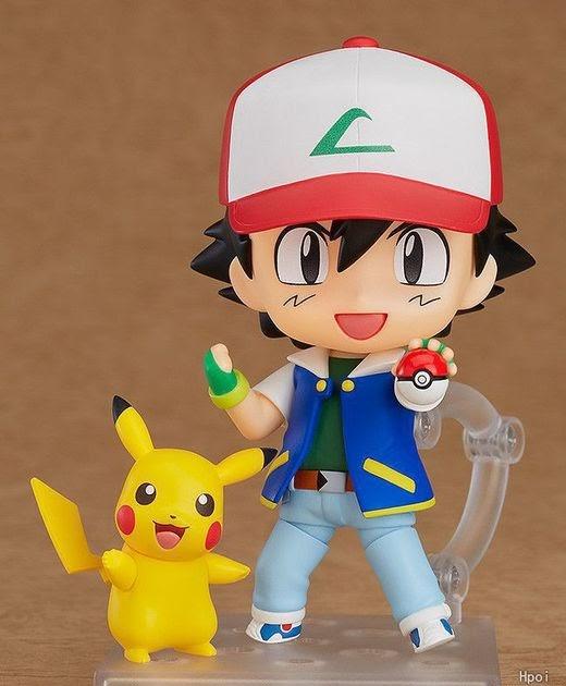 G.E.M Series Pokemon Pikachu Ash Ketchum Charmander Figure Figurine No Box