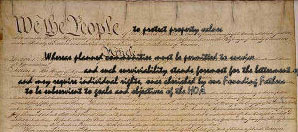 New US Constitution