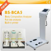 testing body fat percentage machine