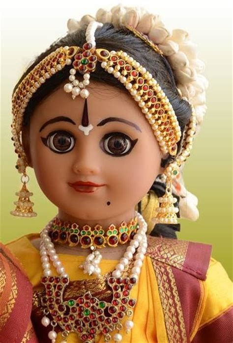 1000  images about Dolls in Indian Dress on Pinterest