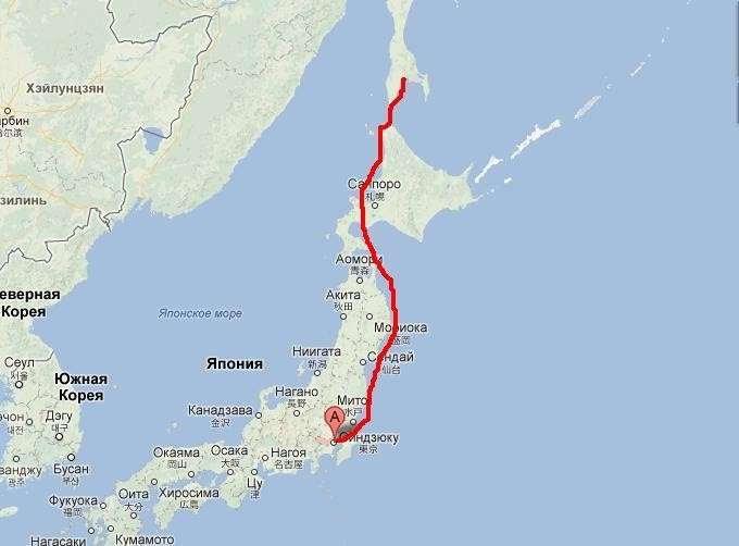 Япония уговаривает Россию построить газопровод за 5,9 млрд долларов