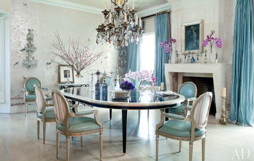 Source Gwyneth Paltrow S Dining Room