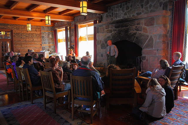 IMG_4724 Ranger Talk, Crater Lake Lodge