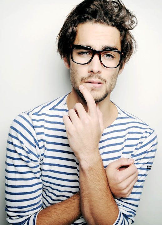 25 Stylish Hot Guys In Stripes -- Nicolas Simoes -- Eyeglasses and Beard -- Mens Style -- Via No Ties Management photo 1-25-Stylish-Hot-Guys-In-Stripes-Nicolas-Simoes-Eyeglasses-Beard-Mens-Style-Via-No-Ties-Management.jpg