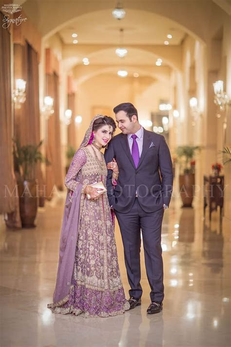 Latest Bride and Groom Wedding Dress Collection 2018