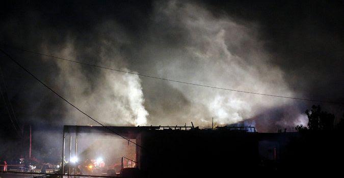 Dopo la strage di Charleston, una decina di chiese frequentate da afroamericani è stata date alle fiamme