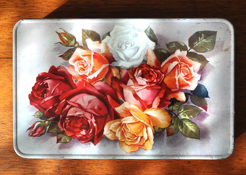 new rose tin