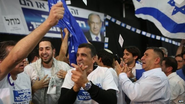 Netanyahu 'wins Israeli election'