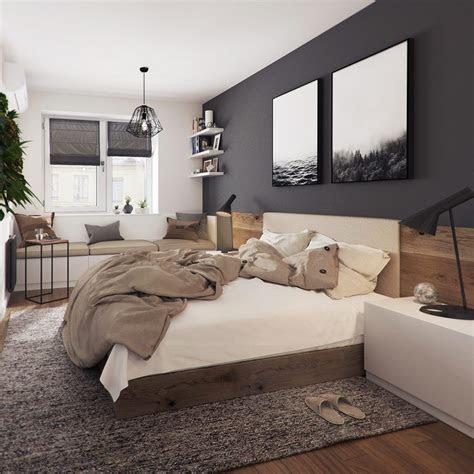 skandinavische schlafzimmer ideen einrichtungsideen