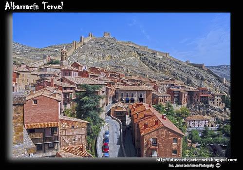 Albarracín HDR by Fco Javier León