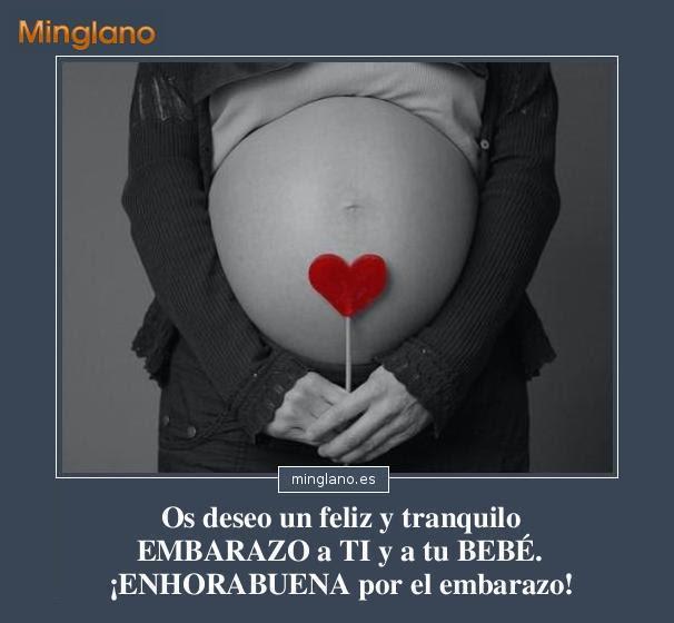 Frases Con Imagenes Para Embarazadas