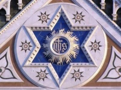Facciata della Basilica di Santa Croce, Niccolò Matas, Firenze