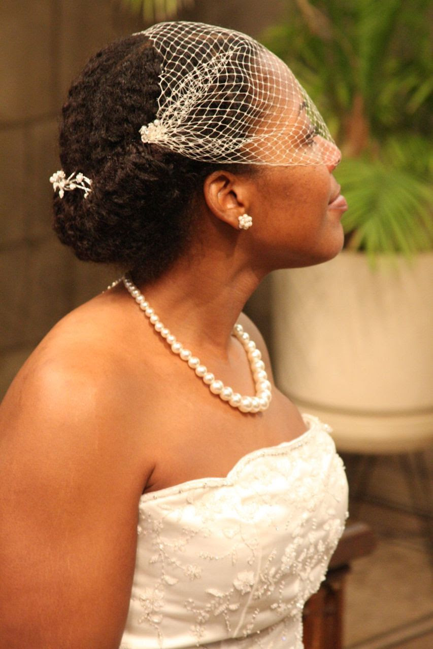Wedding Hairstyles Natural Hair   Best Wedding Hairs
