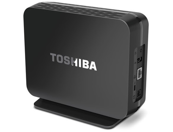 DNP Toshiba launches Canvio Personal Cloud, networkattached storage with iOS and Android apps