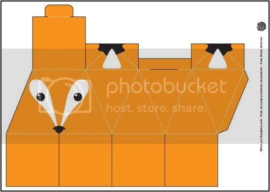 photo geometric.fox.papercraft.via.papermau.001_zpsbfltmibo.jpg