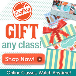 Craftsy Classes and Supplies