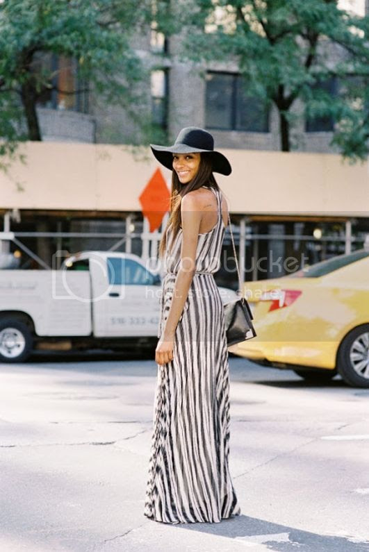 Jourdan Dunn New York Fashion Week SS13