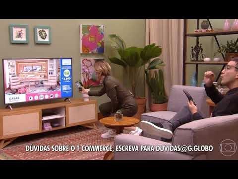 Ginga: Globo investe em T-Commerce em projeto pioneiro com Casas Bahia