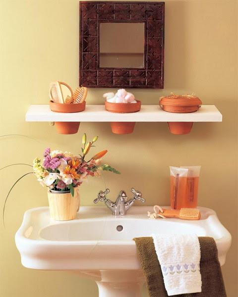 31 Creative Storage Idea For A Small Bathroom Organization ...