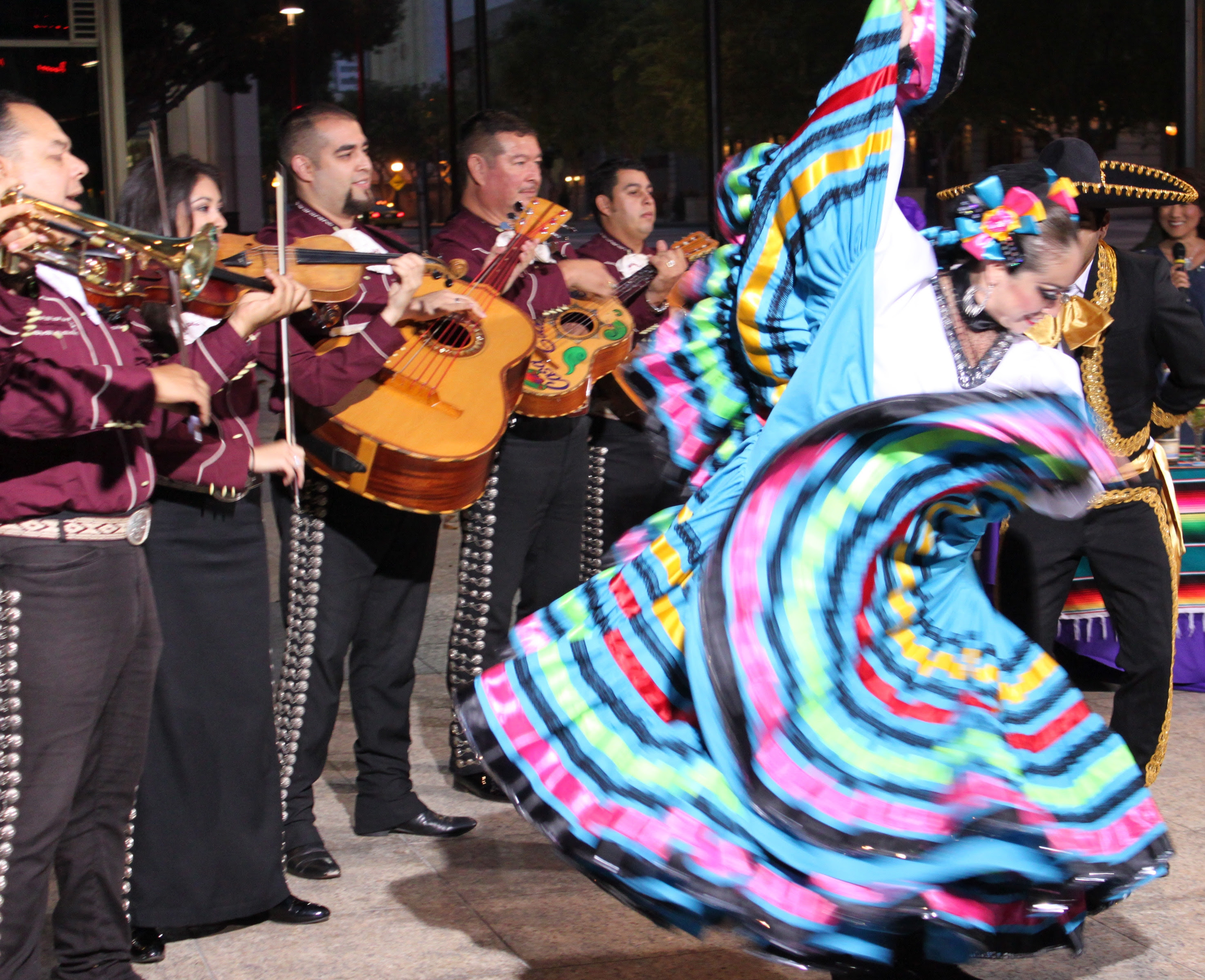 Celebrate Cinco De Mayo With Flair In Old Town Presidio Sentinel