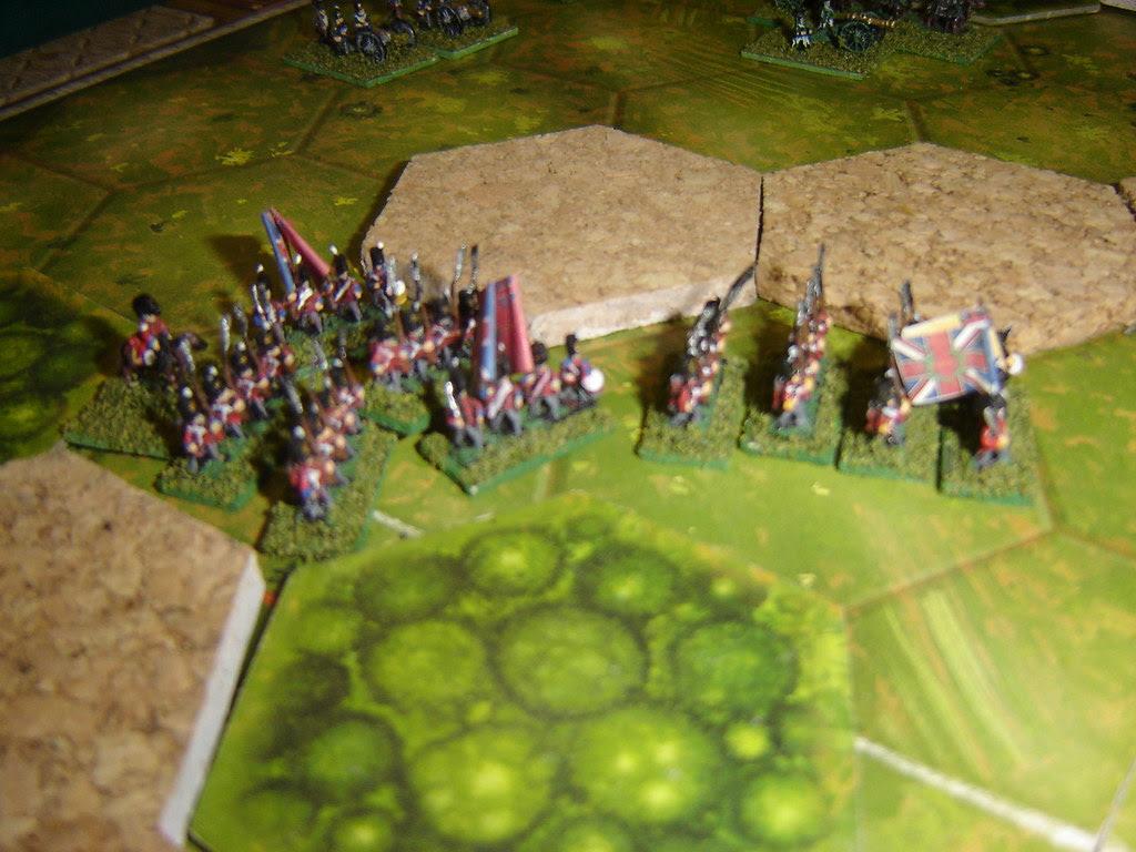 Wellesley takes control of Grenadiers