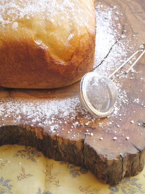 Pane dolce alla marmellata