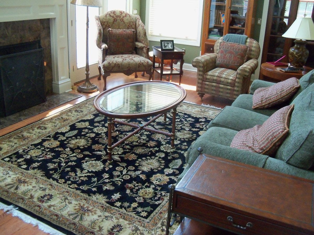 Brandon Oriental Rugs Worked In Coordination With Their Designer To Supply A Pair Of Real Hand Knotted Complete The Room
