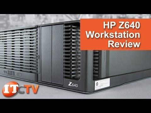 technews: HP Z640 (WorkStation)
