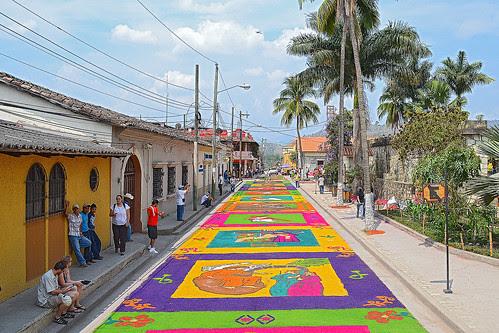 Alfombras Copan   Copan Carpets by Adalberto.H.Vega