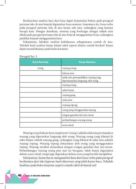 kelas  bahasa indonesia bg