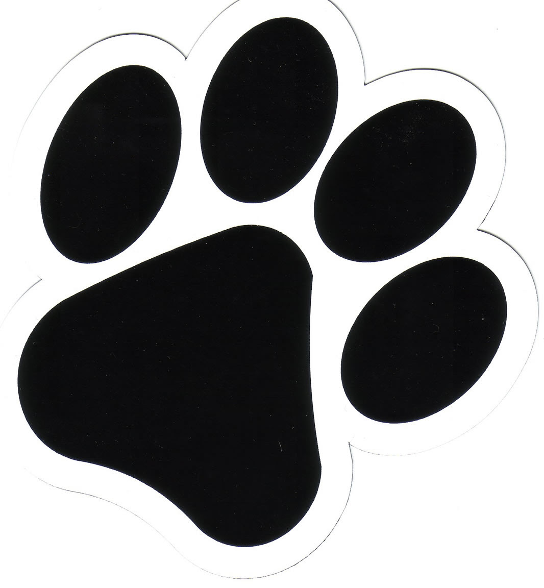 Free Dog Paw Print Download Free Clip Art Free Clip Art On Clipart