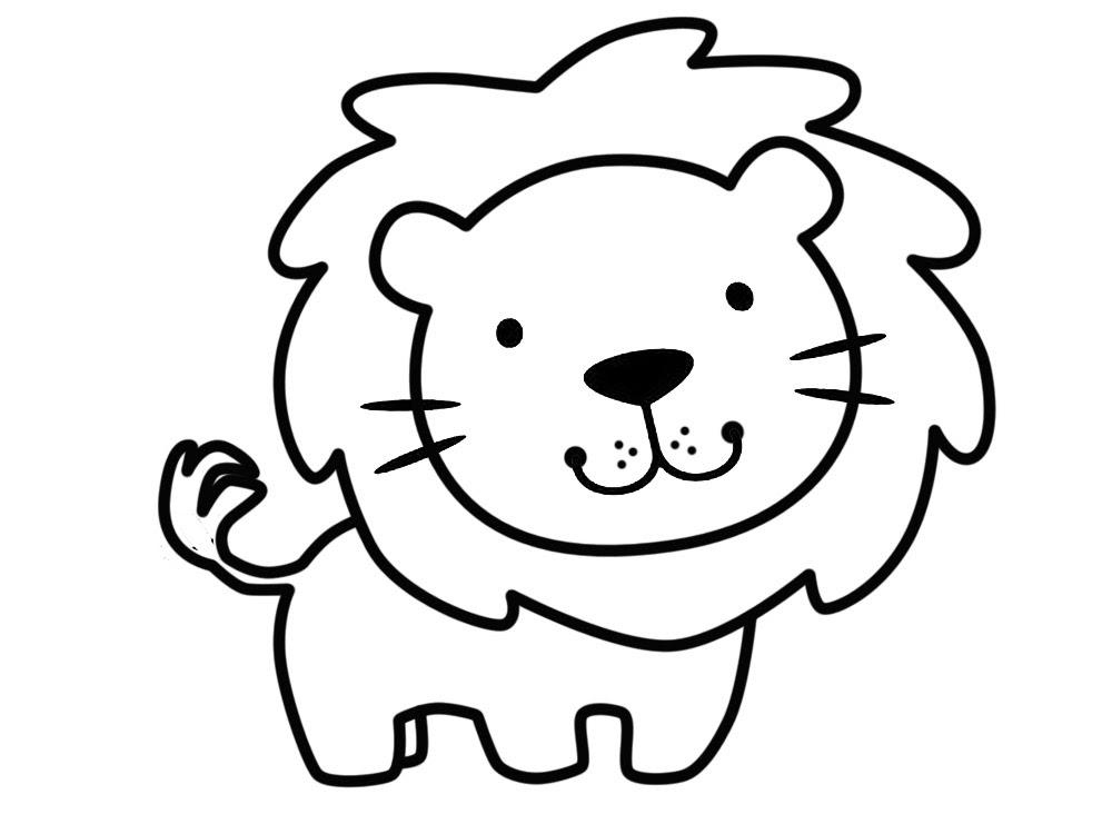 Colorear Dibujos Infantiles Online Para Imprimir Dibujos Para