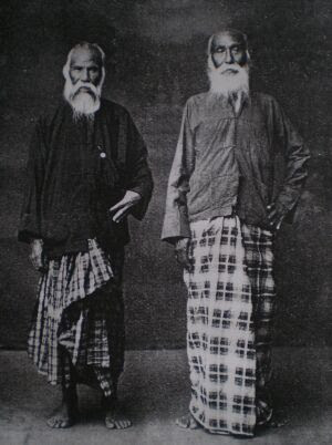 THRA KÉ and THRA TUKÈ