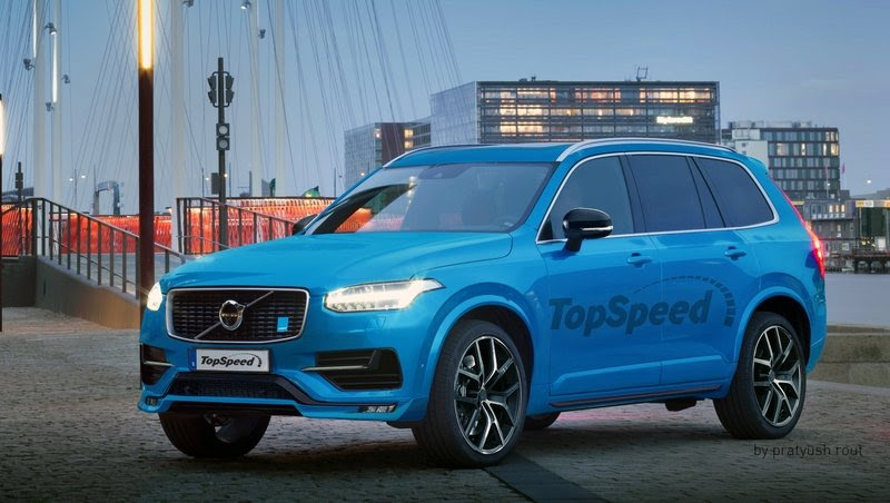 2017 Volvo XC90 Polestar - Picture 666695 | car review @ Top Speed