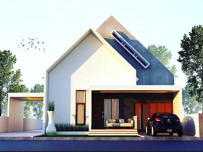 Rumah Bali Minimalis 1 Lantai | Ide Rumah Minimalis
