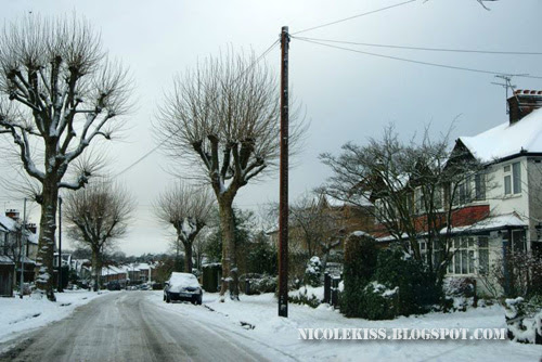 snow in london 5