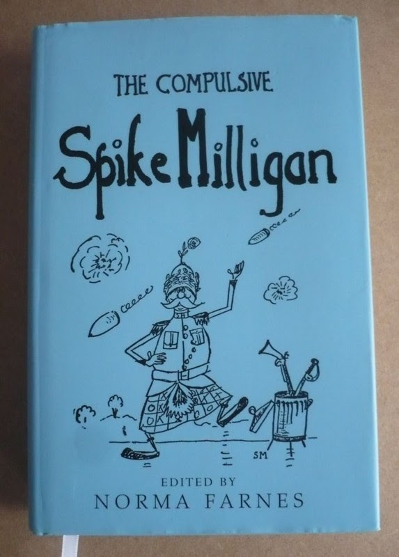 The Compulsive Spike Milligan - edited by Norma Farnes