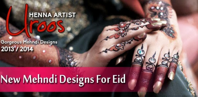 Beautiful-Eid-Mehndi-Designs For-Hand-Feet-Arabic-Henna-Mehndi-Designs-Bridal-Wedding-